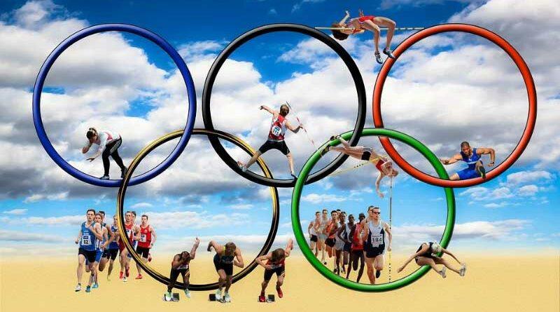 Nomes de Esportes olímpicos em inglês
