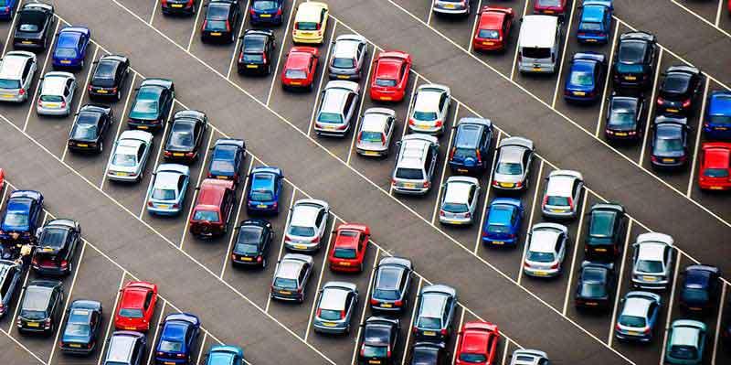 Estacionamento de carros em inglês, confira
