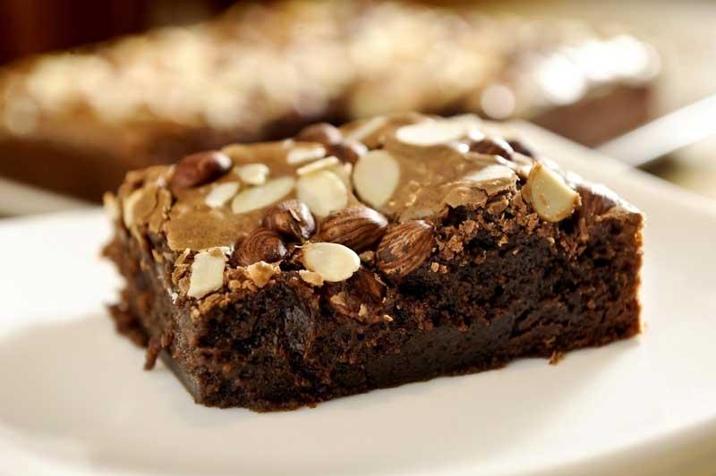 Brownie - doce típico nos EUA
