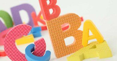 Aprenda a soletrar o alfabeto em inglês