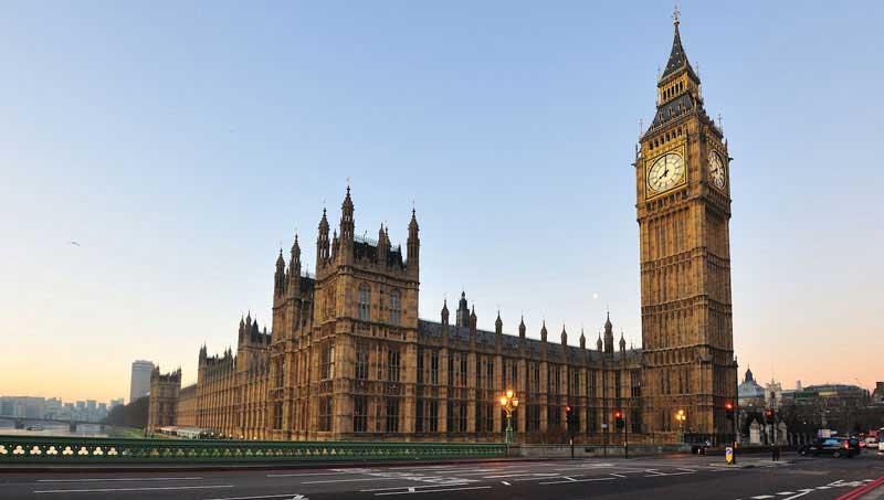 Big Ben e outras curiosidades da Inglaterra