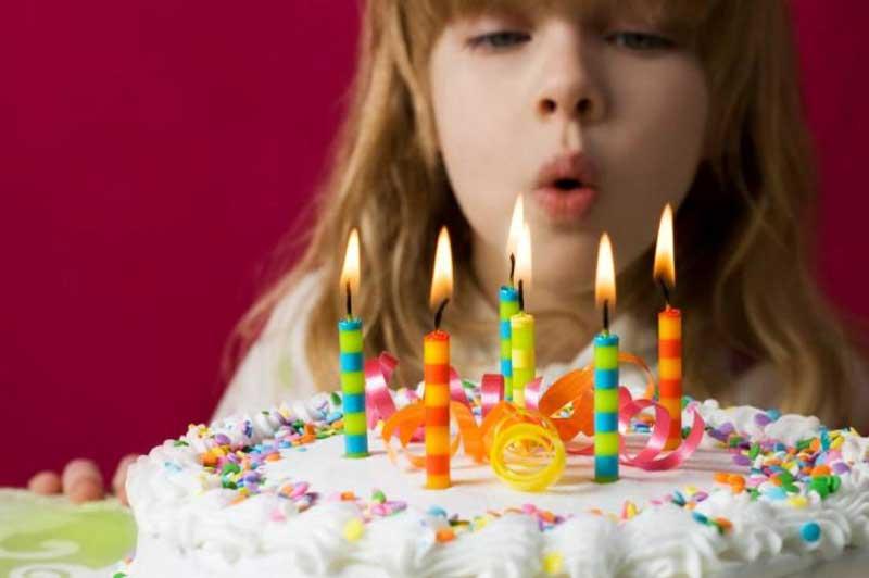 como falar em inglês no aniversário