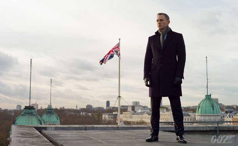 007 curiosidades da Inglaterra