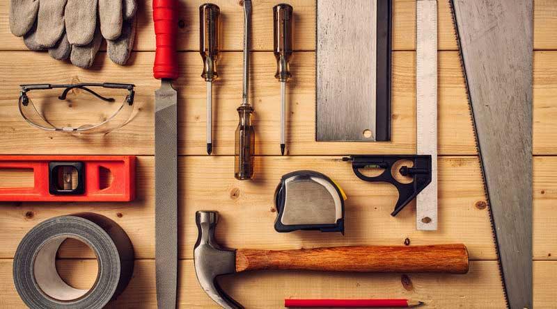 Conheça o Nomes de ferramentas em inglês