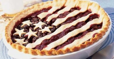 Pratos típicos EUA