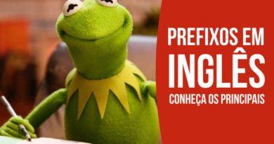 Conheça os principais Prefixos em Inglês