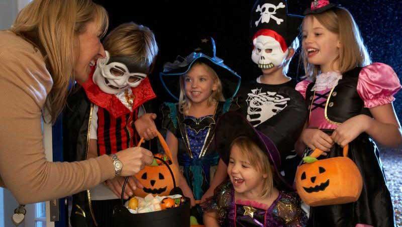 Halloween nos EUA