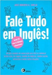 Livro Fale tudo em inglês