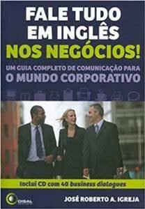 Livro de inglês nos negócios