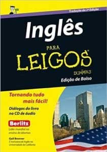 Livro de inglês para leigos