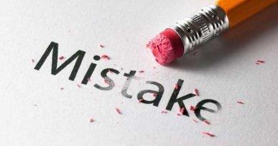 Principais erros ao aprender inglês