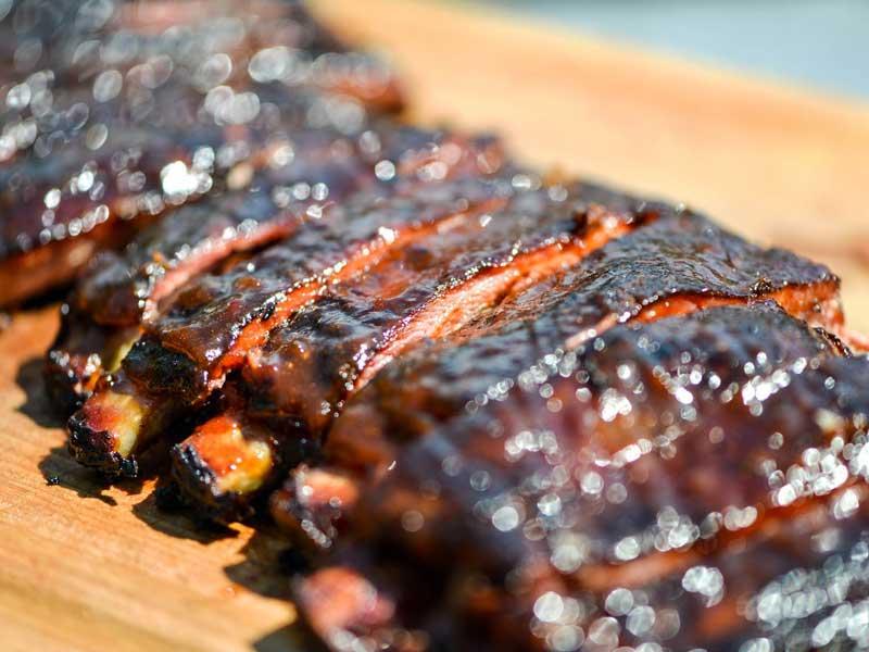 Pratos típicos da Austrália - molho barbecue