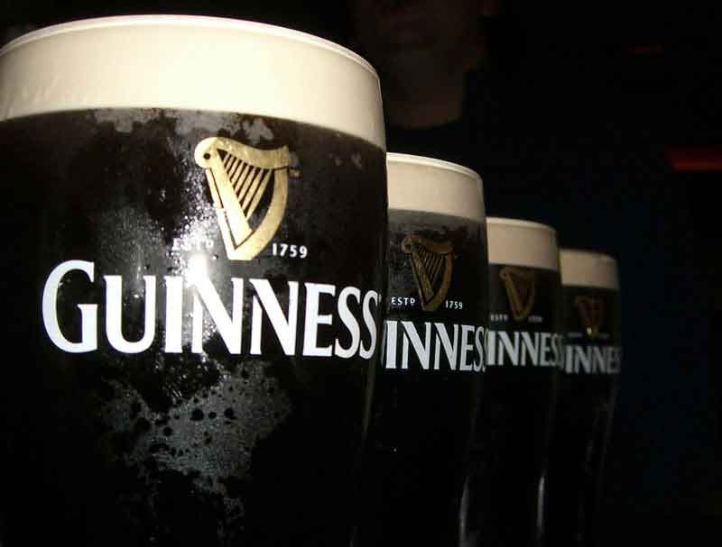 Cerveja Irlandesa