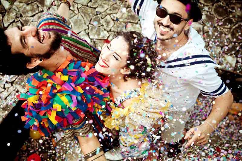 O Carnaval em Inglês, vocabulário