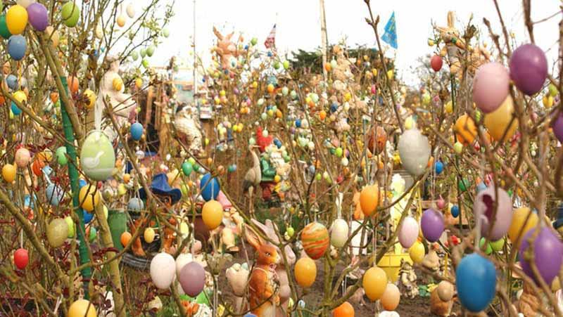 A Páscoa na Alemanhã