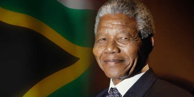 África do Sul Nelson Mandela