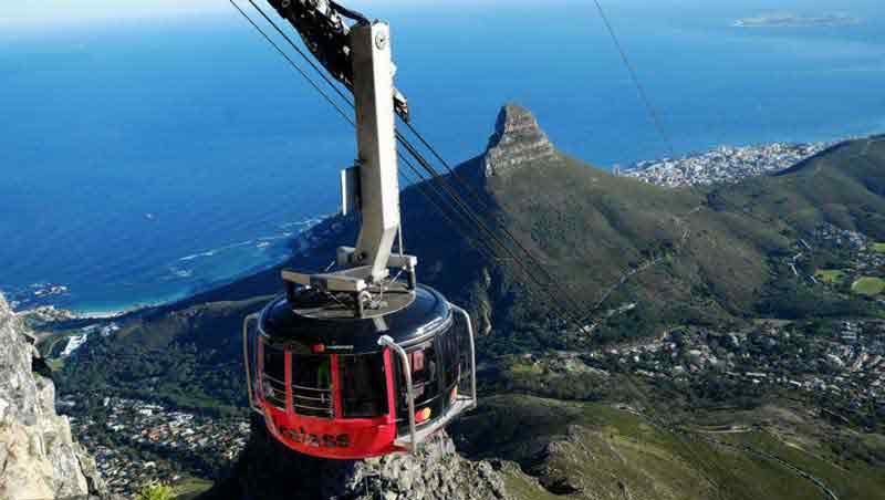 Curiosidades sobre a África do Sul
