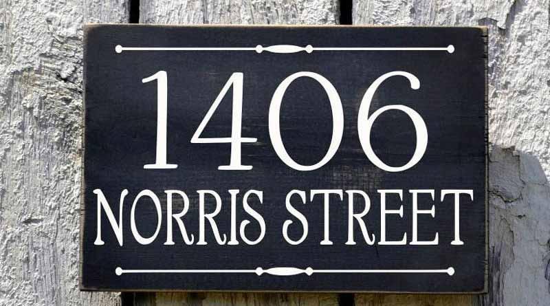 Como escrever o endereço em inglês