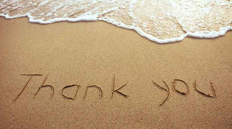 Diferentes Maneiras de dizer Obrigado em inglês