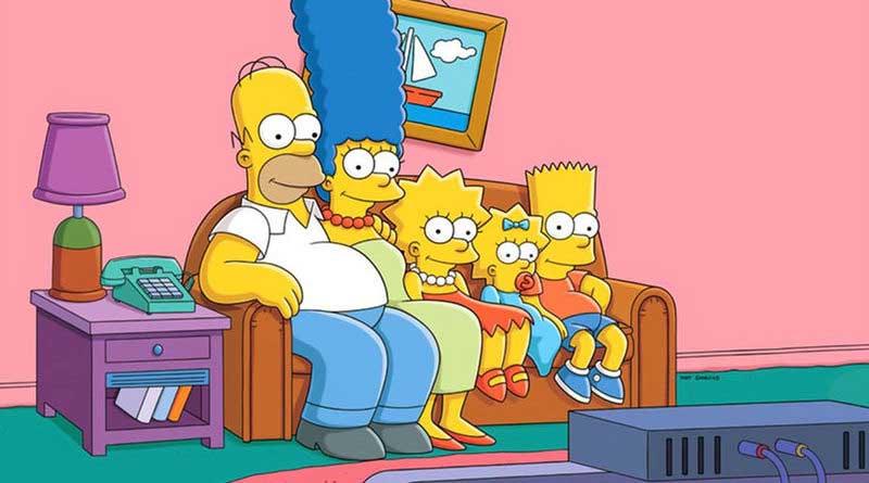 Principais Frases em Inglês de Os Simpsons