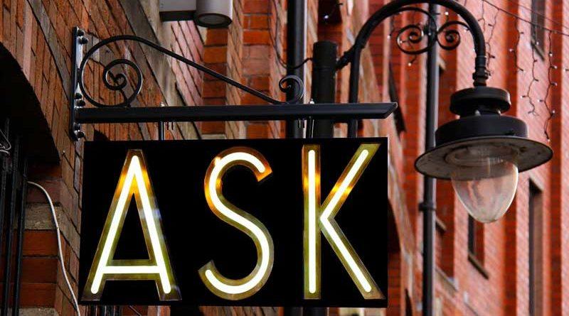 Perguntas em inglês