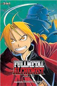 Fullmetal Alchemist inglês mangá
