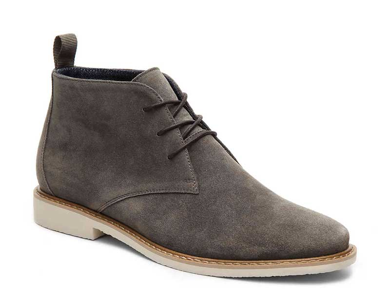 Sapato masculino em inglês