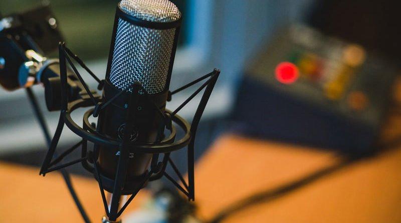 Podcast em inglês