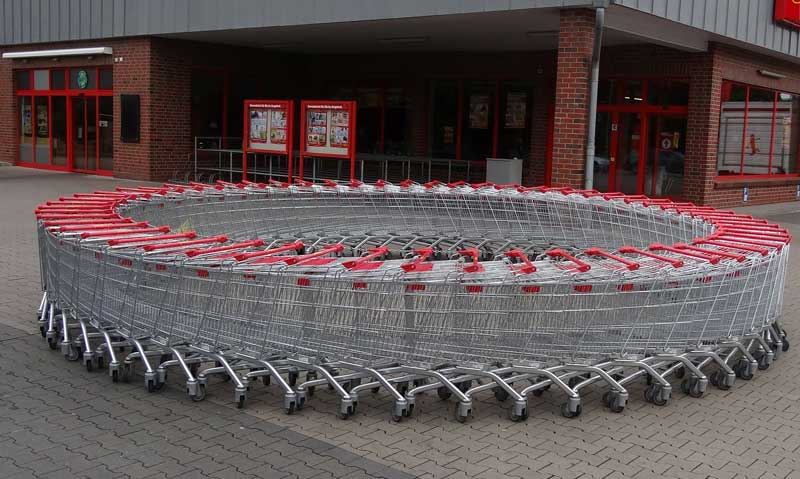 Supermercado em ingles