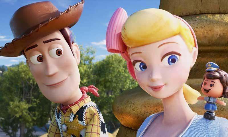 Desenho animado em inglês, Toy Story