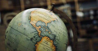 Continentes em Inglês: Vocabulário e Curiosidades