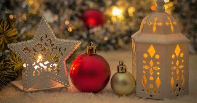 Natal em Inglês, vocabulário